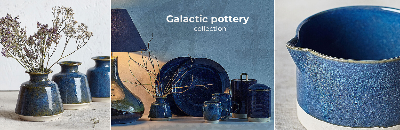 Galactic pottery