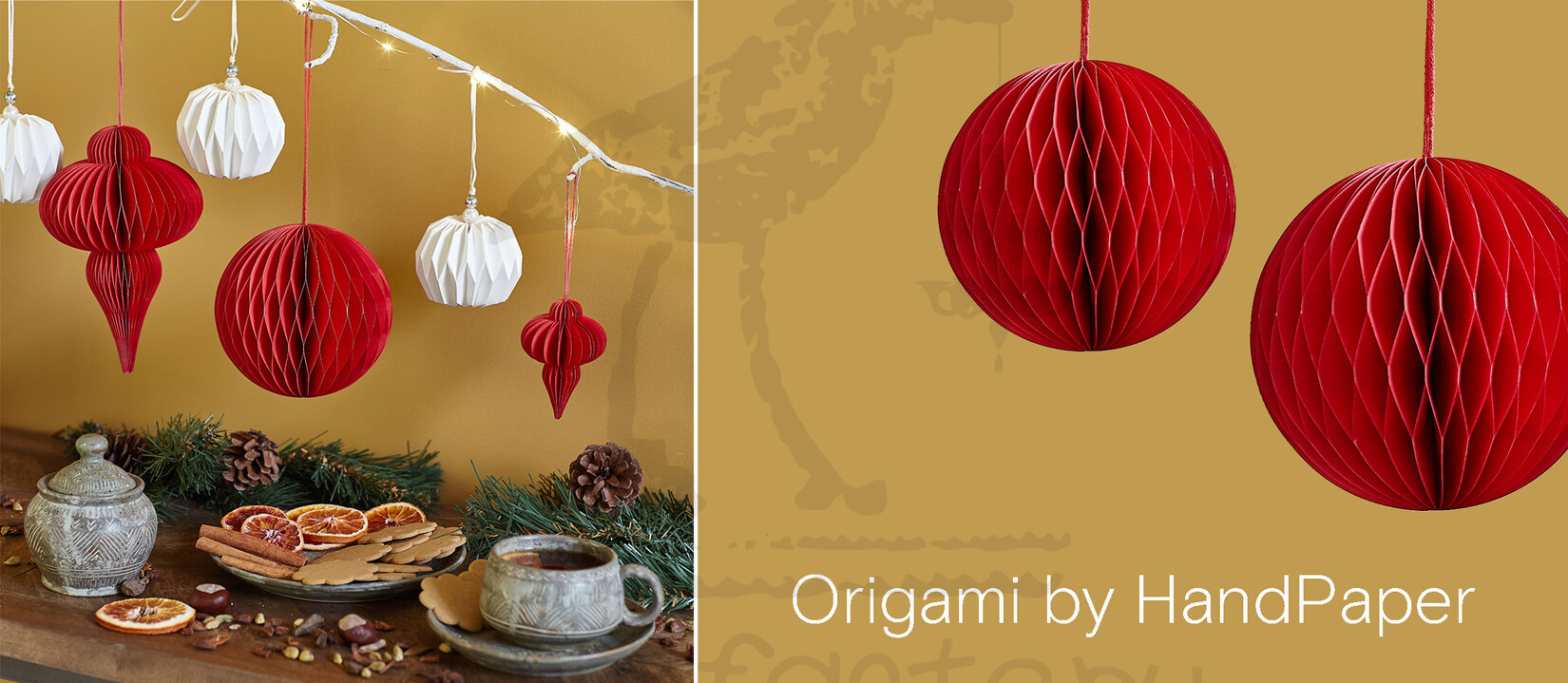Origami by HandPaper