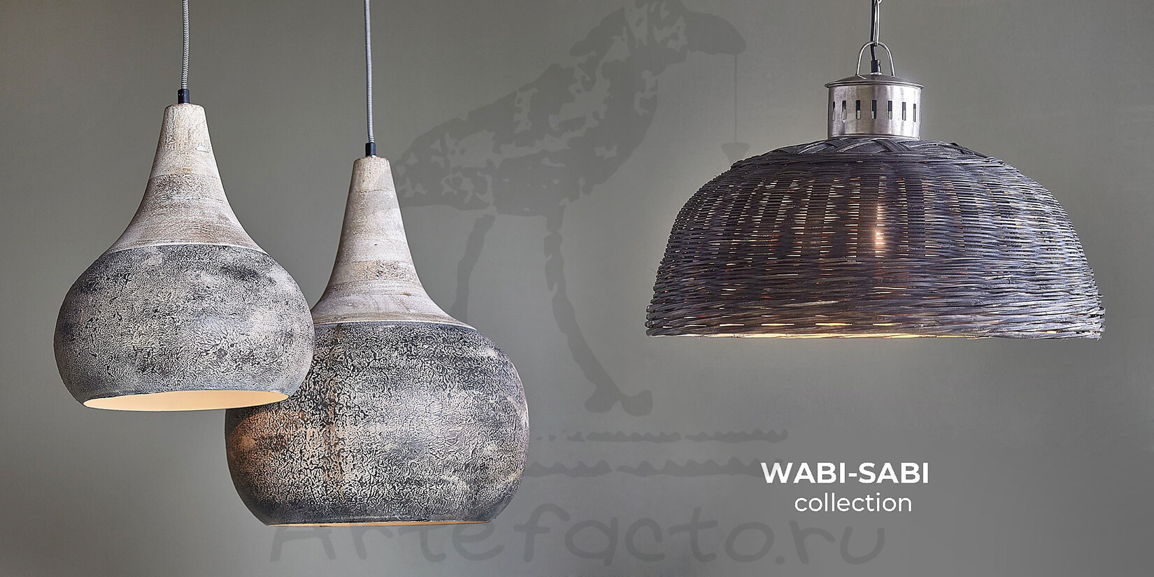 Wabi-Sabi collection