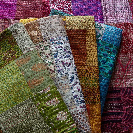 Покрывало BOHO collection Patchwork